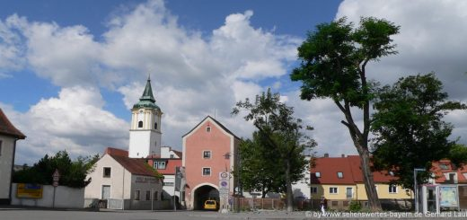 ausflugsziele in abensberg sehenswürdigkeiten-kirche-ort