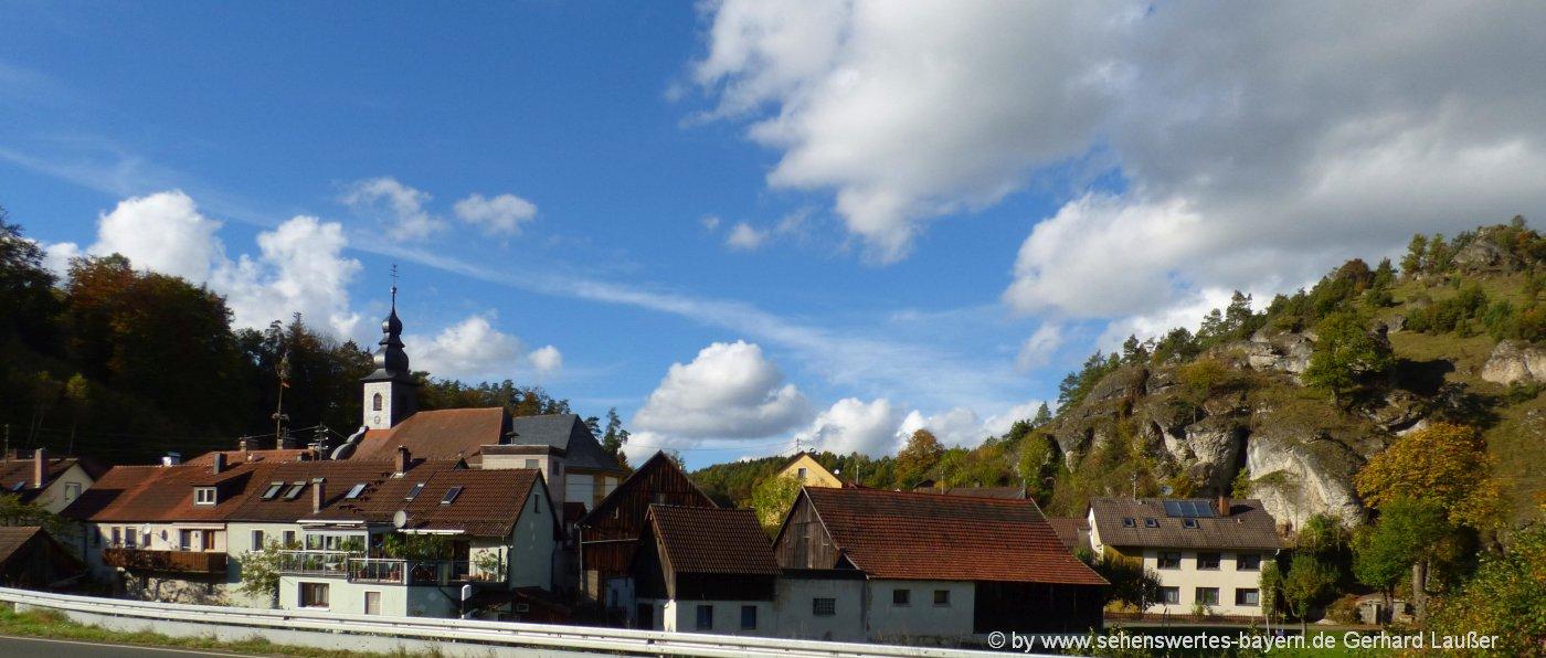 ahorntal-ausflugsziele-oberailsfeld-ortschaft-kreis-bayreuth-fränkische-schweiz