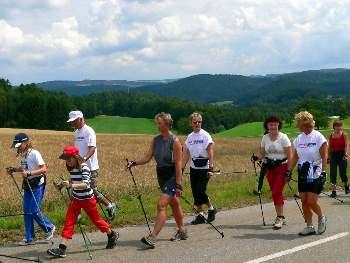 Aktivurlaub Bayern Aktiv im Urlaub Wandern, Nordic Walking