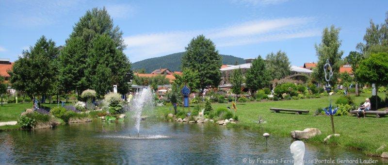 Bayerischer Wald Städte zum Urlaub machen