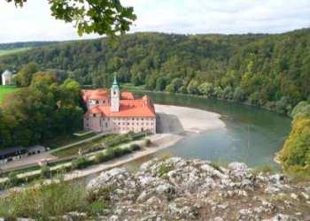 Sehenswertes im Altmühltal Ausflüge Kloster Weltenburg