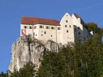 Sehenswürdigkeiten Altmühltal Ausflugsziele Burg Prunn