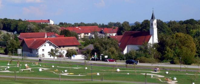 Bäderdreieck Rottal Kurort Bad Birnbach Golfplatz