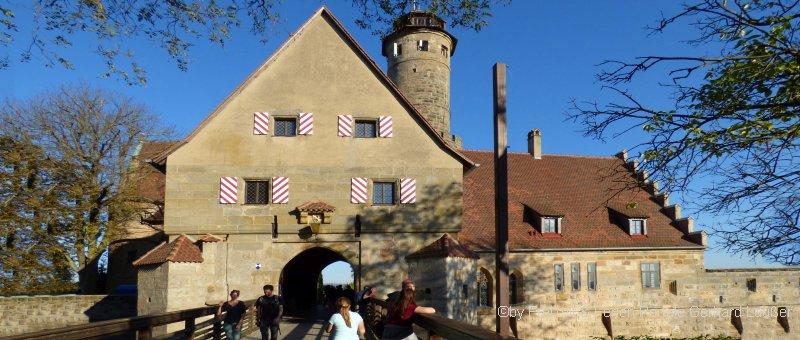 Altenburg bei Bamberg - Erhabenes Ausflugsziel nahe der Stadt