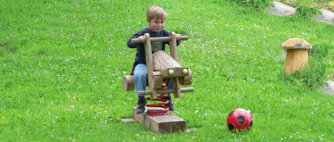 Kinder Urlaub in Bayern Babyhotel in Deutschland
