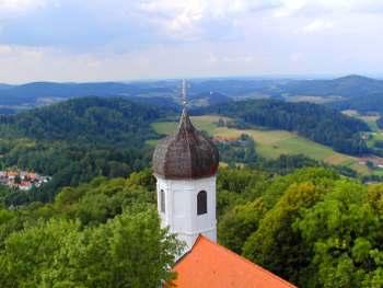 Reiseziel Bayern Ferienregionen Bayerischer Wald