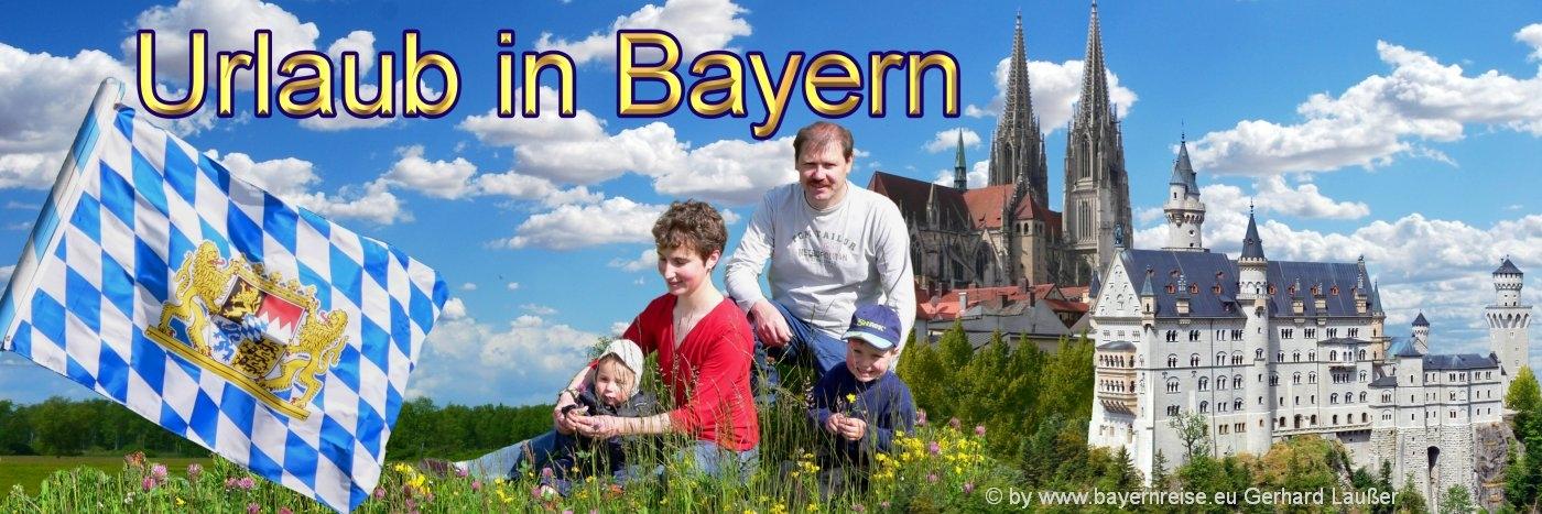 Bayern Reiseportal