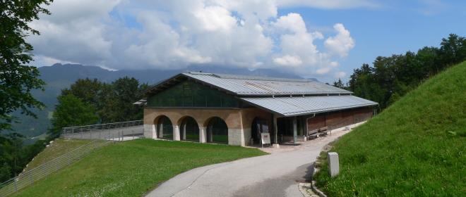 Sehenswürdigkeiten Berchtesgadener Land Dokumentation Obersalzberg