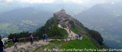 Freizeitmöglichkeiten Kehlstein Berchtesgadener Land Ausflugsziele