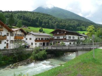 Sehenswertes Berchtesgadener Land Bergdorf Ramsau