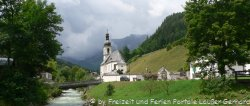 Ramsau im Berchtesgadener Land Sehenswürdigkeiten Bayern