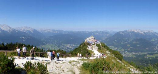 berchtesgadener-land-sehenswürdigkeiten-kehlsteinhaus-ausflugsziele-aussichtspunkt
