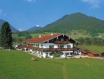 Urlaub im Berchtesgadener Land Zimmer mit Frühstück und Ferienwohnungen