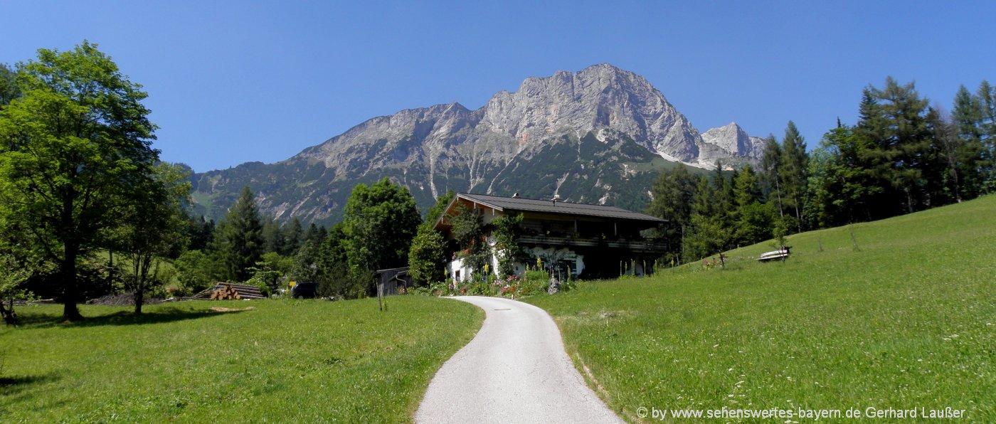 sehensw rdigkeiten im berchtesgadener land reisef hrer. Black Bedroom Furniture Sets. Home Design Ideas