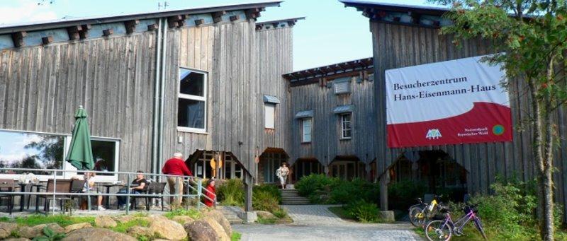 Besucherzentrum Hans Eisenmann Haus am Nationalparkzentrum Lusen
