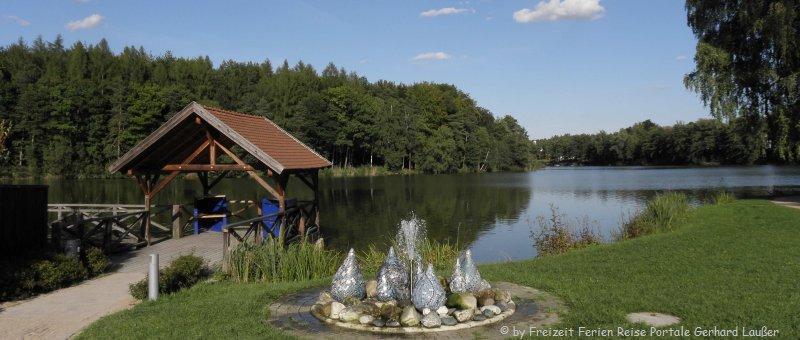 Sehenswertes in Bodenwöhr Ausflugsziel Hammersee