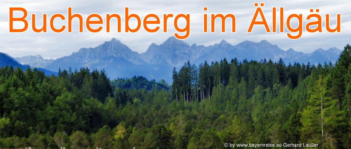 Sehenswürdigkeiten in Buchenberg im Allgäu Ausflugsziele ...