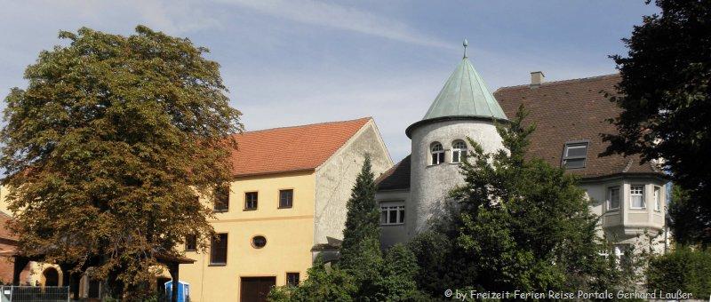 Sehenswürdigkeiten und Ausflugsziele in Buchloe Burg