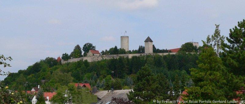 Sehenswertes Burglengenfeld Burg im Landkreis Schwandorf