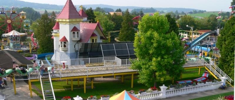 Freizeitpark Bayern Churpfalzpark Loifling bei Cham