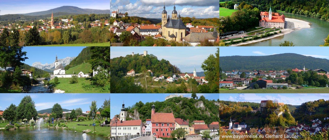 collage-bilder-bayern-ferienorte-deutschland-reiseziele