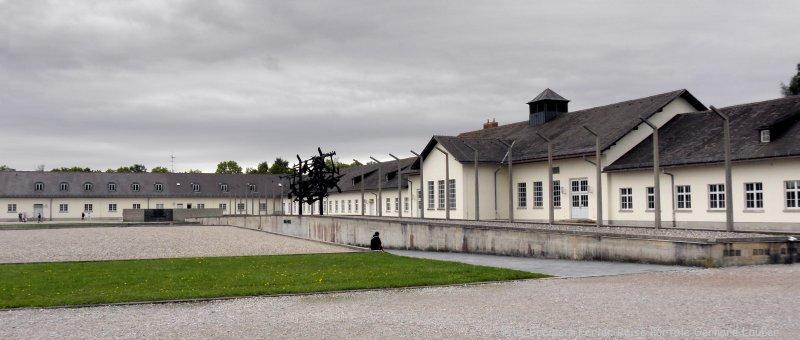 Konzentrationslager Dachau KZ Gedenkstätte Bayern