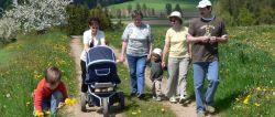 Große Ferienwohnungen für Familien in Bayern Kinderurlaub