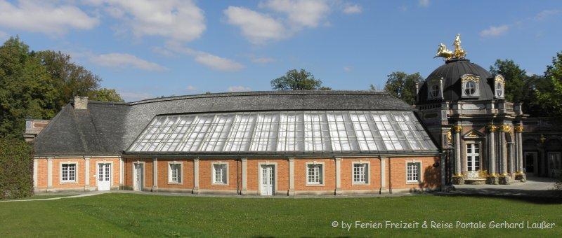Sehenswürdigkeiten Bayreuth Ausflugsziele Eremitage Parkanlage