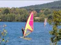 Freizeit - Segeln am Murner See