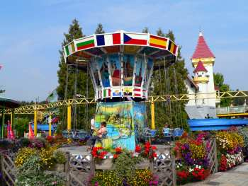 Erlebnisparks, Freizeitparks und Kinderparks in Bayern