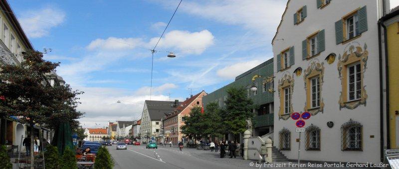 Ausflugsziele und Sehenswürdigkeiten Fürstenfeldbruck
