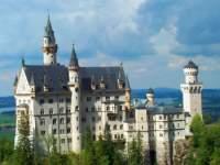 Schloss Neuschwanstein in Bayern Ausflugsziel