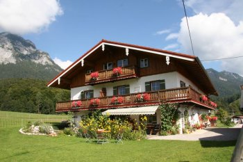 Gästehaus in Berchtesgaden Zimmer in Ramsau