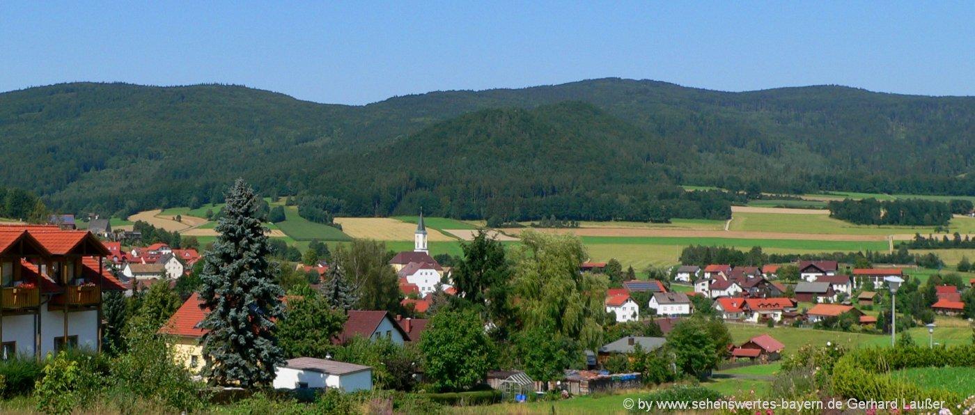 Gleißenberg Bayerischer Wald