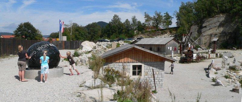 Granitzentrum Hauzenberg SteinWelten Granitmuseum Bayerischer Wald