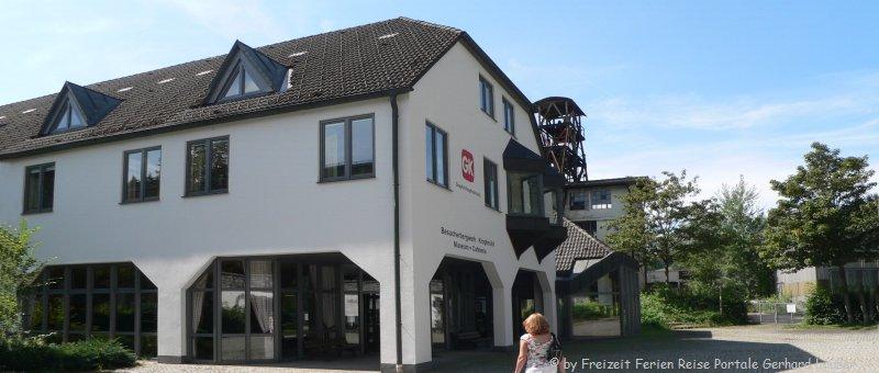 Ausflugsziele Auzenberg Gaphitbergwerk Kropfmuehl Bergbaumuseum