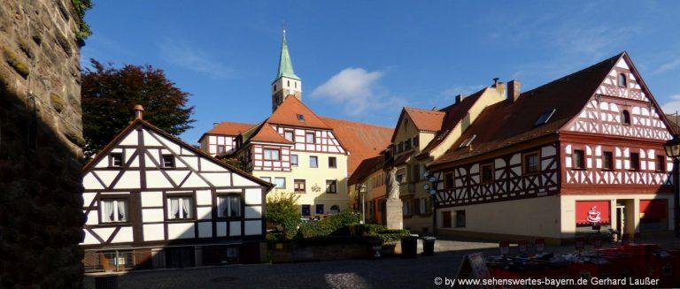 ausflugsziele-in-herzogenaurach-altstadt-sehenswürdigkeiten-historische-bauwerke