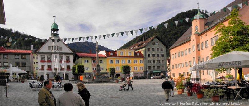 Ausflugsziele und Sehenswürdigkeiten Immenstadt
