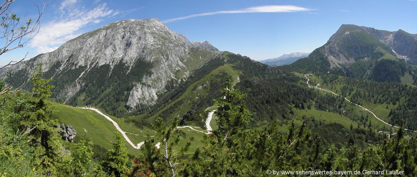 jenner-bergwanderungen-wanderwege-almhütten-berge