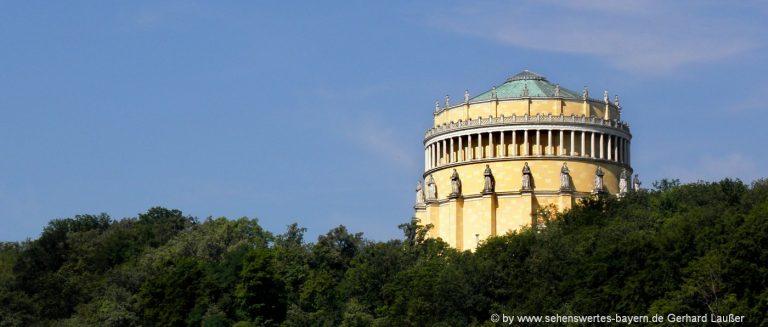 ausflugsziele-kelheim-befreiungshalle-felsen-altmühltal-sehenswürdigkeiten
