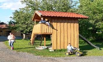 Bayerischer Wald Bauernhofurlaub für Kinder und Familien