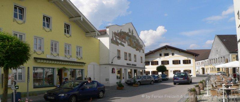 Sehenswürdigkeiten Marktl Geburtsort Papst Benedikt Geburtshaus