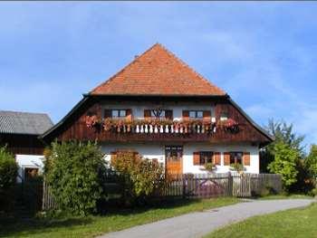 Holzhaus, Ferienhaus im Bayerischen Wald