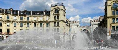 Sehenswürdigkeiten in der Stadt - Übernachtung in München Tagungshotel