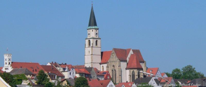 Sehenswertes Nabburg Kirche Burg