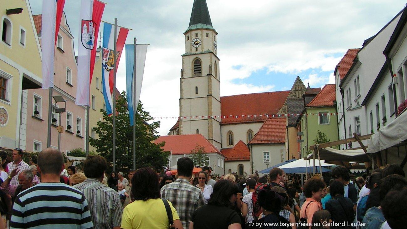 Bayern Mittelaltermarkt Termine mittelalterlicher Markt