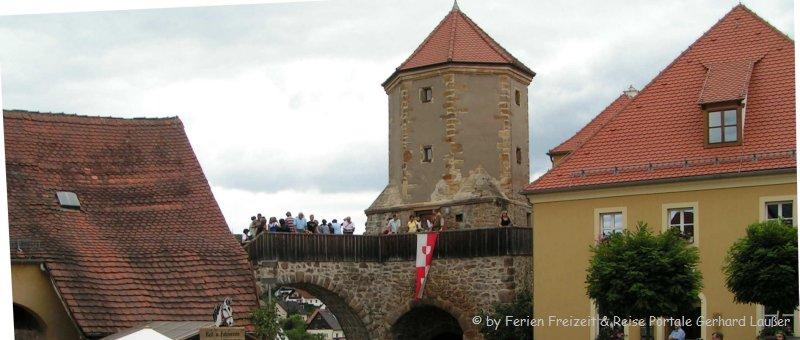 Mittelalterlicher Markt Nabburg