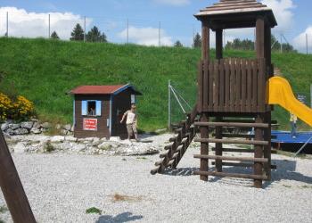 Ausflüge im Allgäu Freizeitangebote Familien Alpspitzbahn Nesselwang Spielplatz