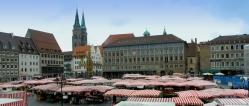 Bild vom Städtetrip nach Nürnberg in Franken