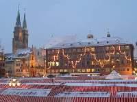 Städtetrips Deutschland Nürnberg Städte Reise